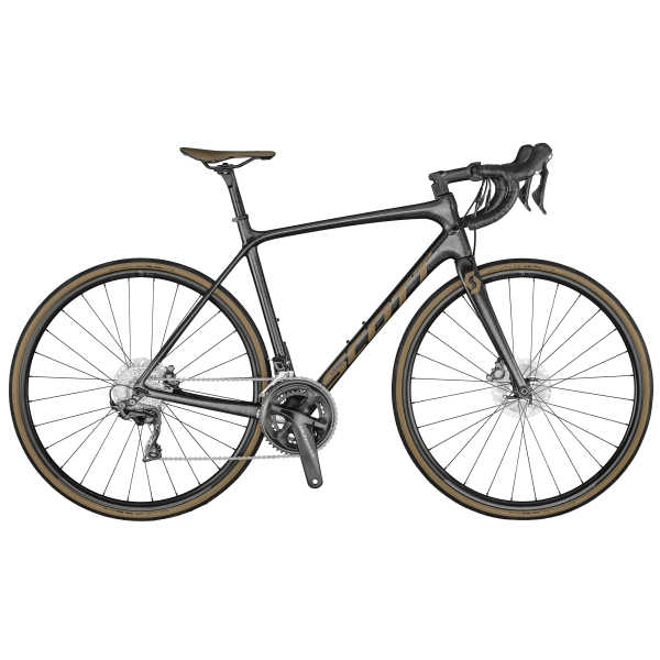 SCOTT Addict 10 disc carb.oyx.blk Bike