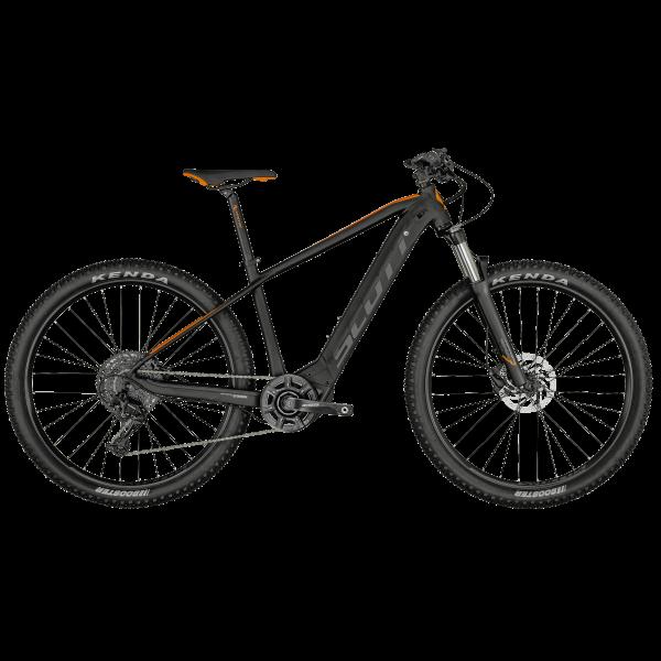 SCOTT Aspect eRIDE 920 black Bike