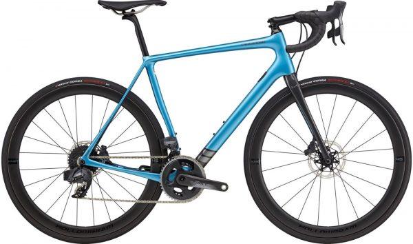 Cannondale Synapse Hi-MOD Force eTap AXS Road Bike 2021 (Blue)