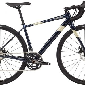 Cannondale Synapse Alloy 105 Womens Road Bike 2021 (Dark Blue)