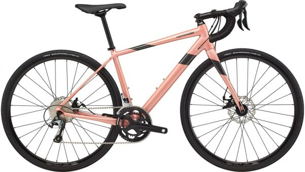 Cannondale Synapse Tiagra Womens Road Bike 2021 (Light Pink)