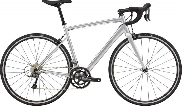 Cannondale CAAD Optimo 4 Road Bike 2021 (Silver)