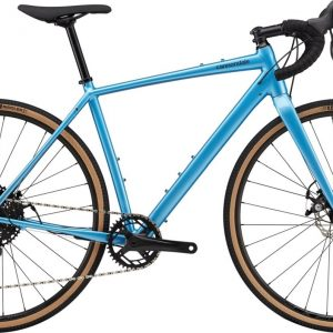 Cannondale Topstone 4 Advent X Gravel Bike 2021 (Blue)