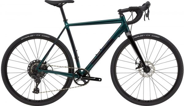 Cannondale CAADX 2 Advent X Cyclocross Bike 2021 (Green)
