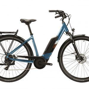 Lapierre Overvolt Urban 3.4 Electric City Bike 2021 (Blue/White)