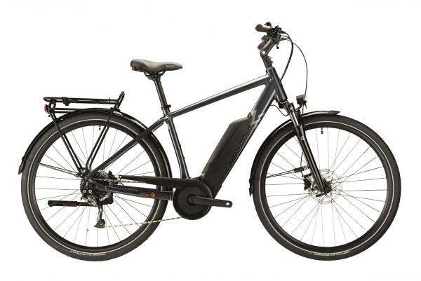 Lapierre Overvolt Trekking 6.4 Electric City Bike 2021 (Slate Blue)