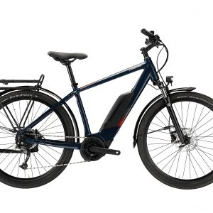 Lapierre Overvolt Explorer 6.4 Electric City Bike 2021 (Blue/Red)