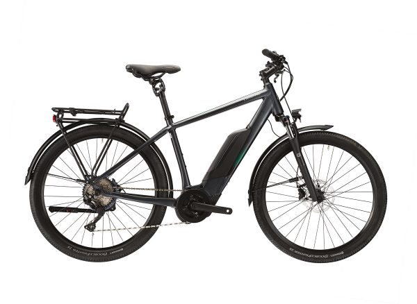 Lapierre Overvolt Explorer 7.5 Electric City Bike 2021 (Slate Blue)