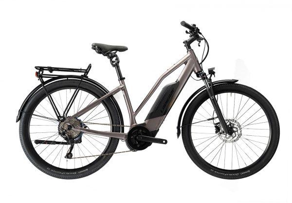 Lapierre Overvolt Explorer 7.5 Womens Electric City Bike 2021 (Silver)