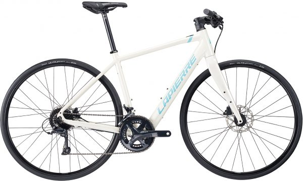 Lapierre eSensium 2.2 Womens Electric Road Bike 2021 (White/Blue)