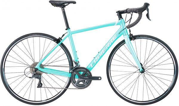 Lapierre Sensium 1.0 Womens Road Bike 2021 (Teal/White)