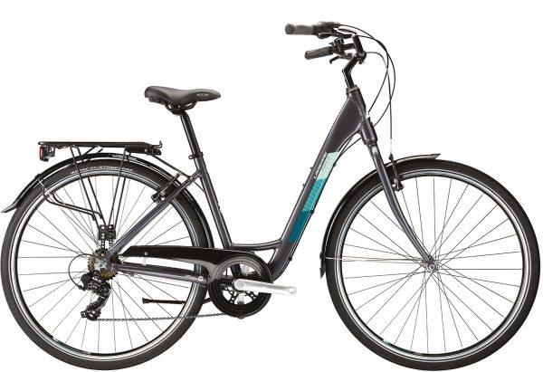 Lapierre Urban 1.0 City Bike 2021 (Grey/Blue)