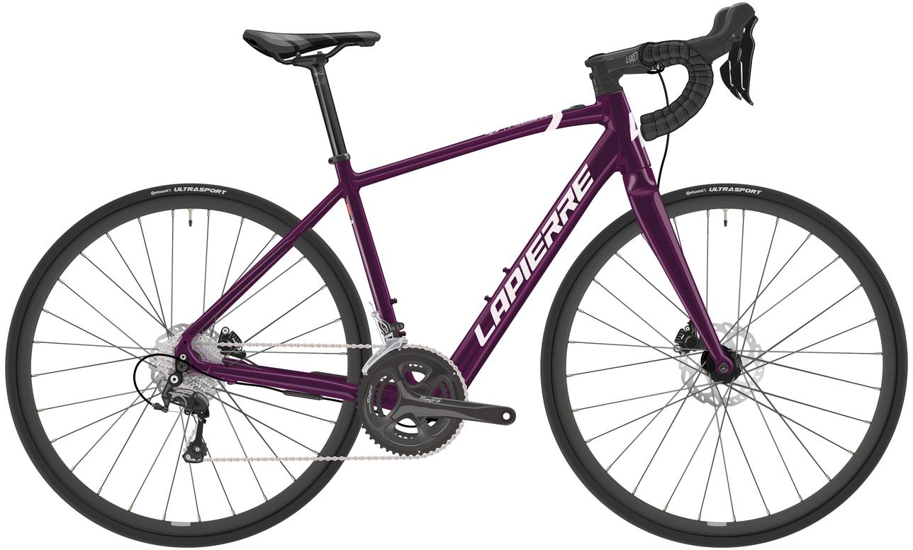 Lapierre eSensium 3.2 Womens Electric Road Bike 2021 (Purple/White)