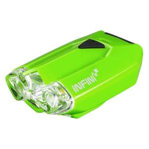 Front light Infini Lava USB green