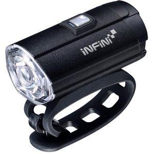 Front light Infini Tron 300, black, USB