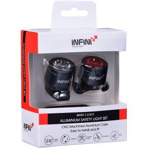 Lightset Infini Mini-Luxo black, USB