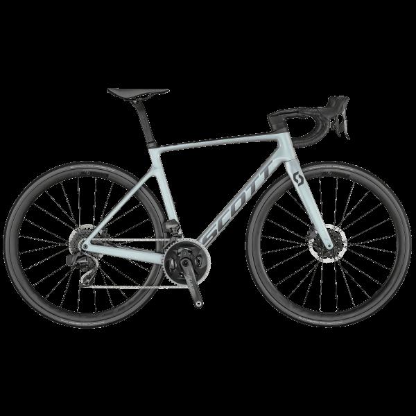 SCOTT Addict RC 10 pr.grey grn Bike