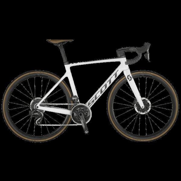 SCOTT Addict RC 10 pearl white Bike