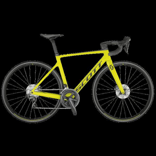 SCOTT Addict RC 30 yellow Bike