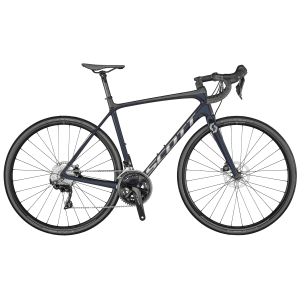 SCOTT Addict 20 disc stellar blue Bike