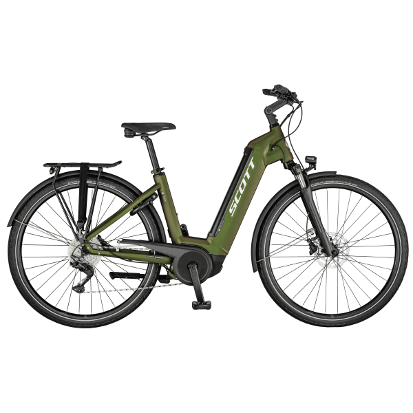SCOTT Sub Tour eRIDE 10 USX Bike