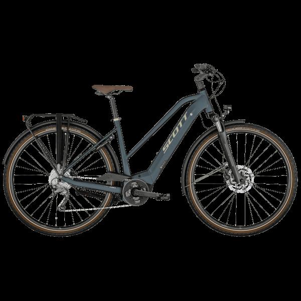 SCOTT Sub Active eRIDE Lady Bike