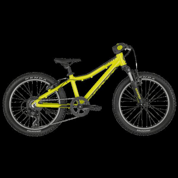 SCOTT Scale 20 yellow Bike