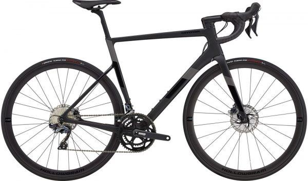 Cannondale SuperSix EVO Carbon Disc Ultegra Road Bike 2021 (Blac)