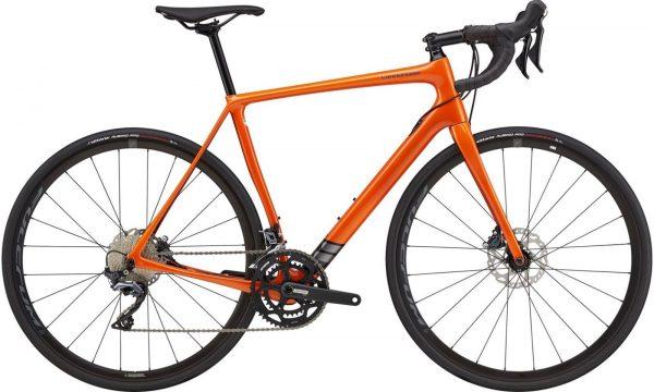 Cannondale Synapse Carbon Ultegra Road Bike 2021 (Orange)