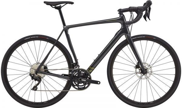 Cannondale Synapse Carbon 105 Road Bike 2021 (Black)