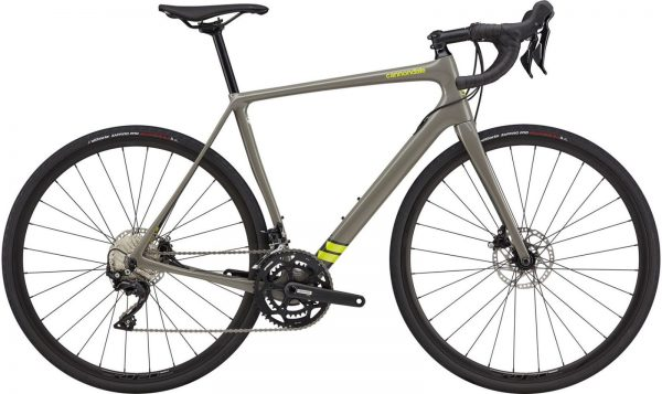 Cannondale Synapse Carbon 105 Road Bike 2021 (Grey )