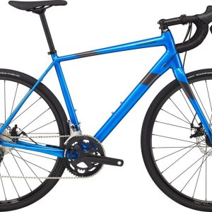 Cannondale Synapse Alloy Tiagra Road Bike 2021 (Blue)
