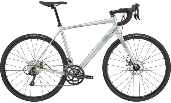 Cannondale Synapse Alloy Sora Road Bike 2021 (Silver)