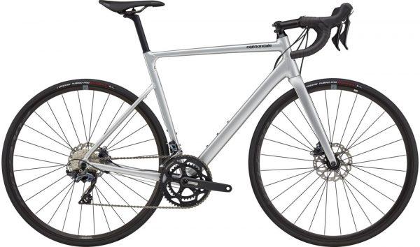 Cannondale CAAD13 Disc Ultegra Road Bike 2021 (Silver)