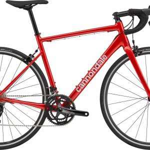 Cannondale CAAD Optimo 1 Road Bike 2021 (Red)