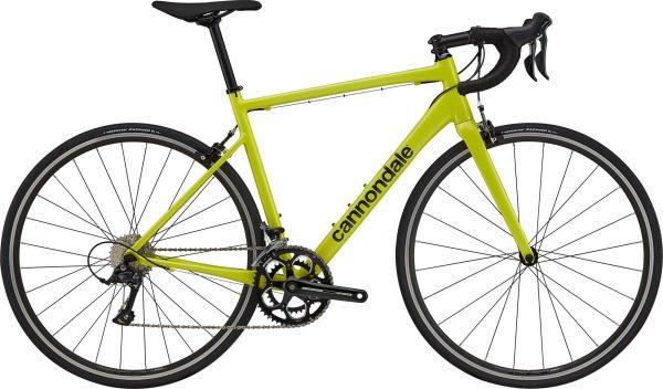 Cannondale CAAD Optimo 3 Road Bike 2021 (Lime )
