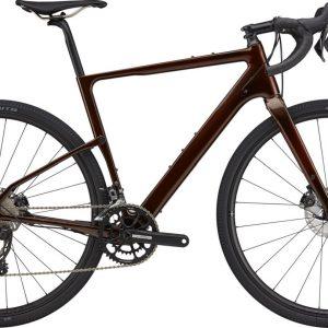 Cannondale Topstone Carbon 2 GRX Gravel Bike 2021 (Brown)