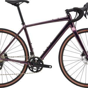 Cannondale Topstone 2 GRX Gravel Bike 2021 (Purple)