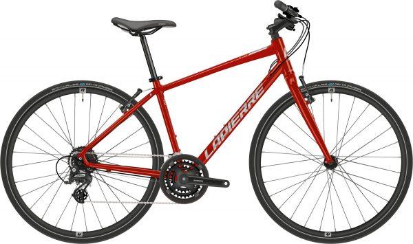 Lapierre Shaper 1.0 City Bike 2021 (Red/Silver)