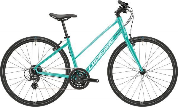 Lapierre Shaper 1.0 Womens City Bike 2021 (Light Blue)