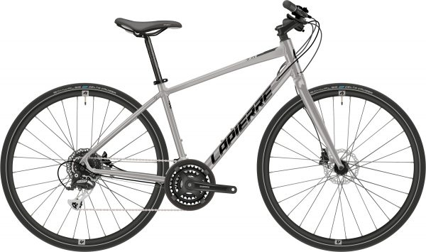 Lapierre Shaper 2.0 Disc City Bike 2021 (Silver/Black)