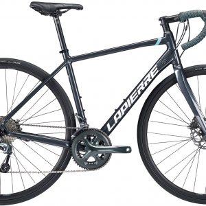 Lapierre Sensium 3.0 Disc Womens Road Bike 2021 (Black/Blue/White)
