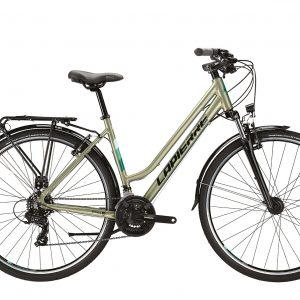 Lapierre Trekking 2.0 Womens City Bike 2021 (Silver/Black/Blue)