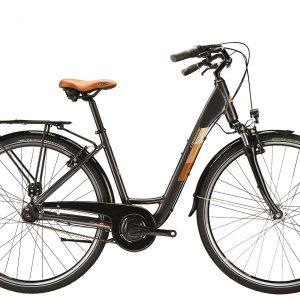 Lapierre Urban 4.0 City Bike 2021 (Black/Brown)