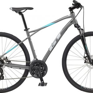 GT Transeo Comp Tourney City Bike 2021 (Grey)