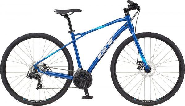 GT Transeo Sport Tourney City Bike 2021 (Blue)