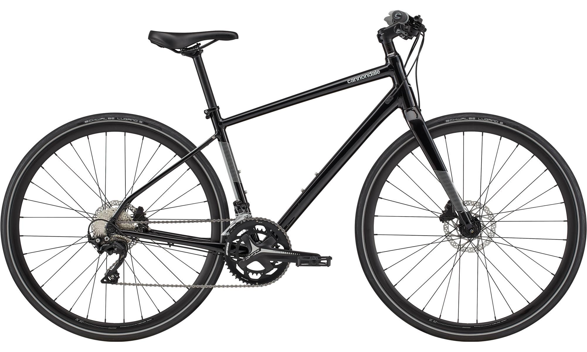 Cannondale Quick Disc 1 City Bike 2021 (Black)