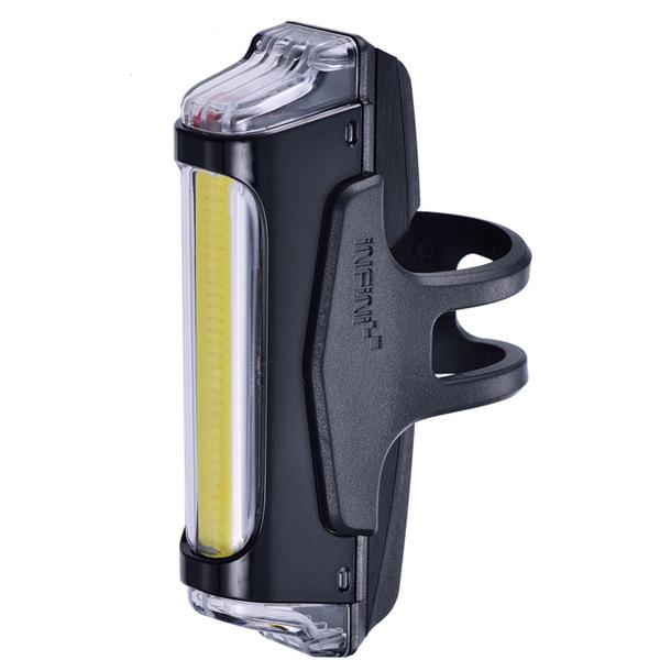 Front light Sword 30 COB - Black